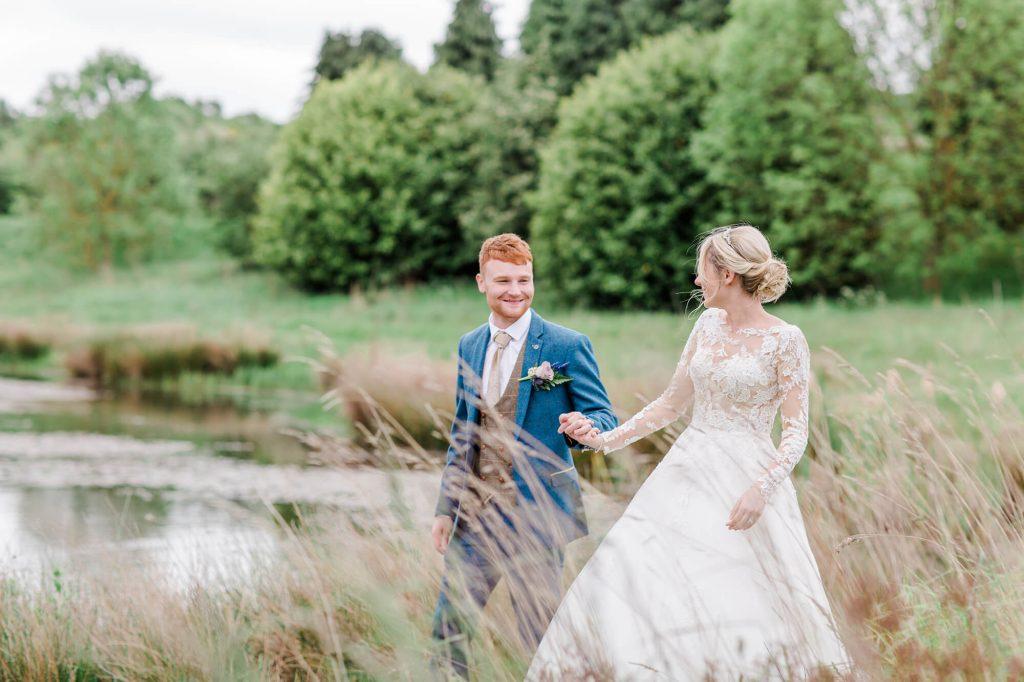 Wedding at South Causey Inn