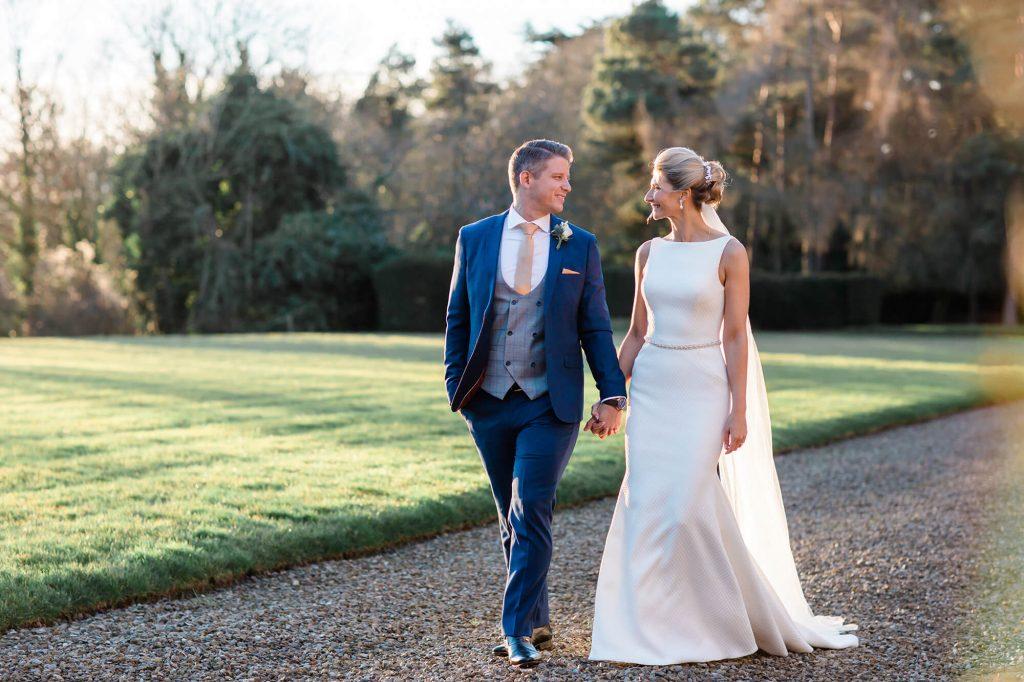 Wedding at Crathorne Hall hotel